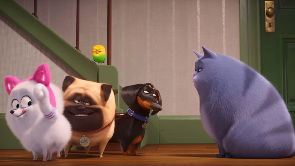 THE SCECRET LIFE OF PETS